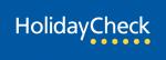 Logo HolidayCheck AG 2017 Blau